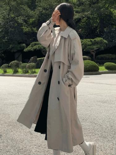 7 color trench coat