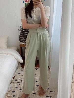 Cooling wide pants