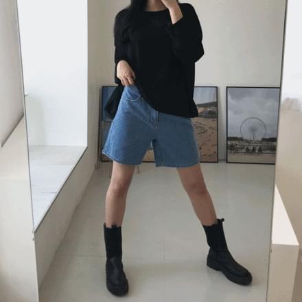 inside jeans