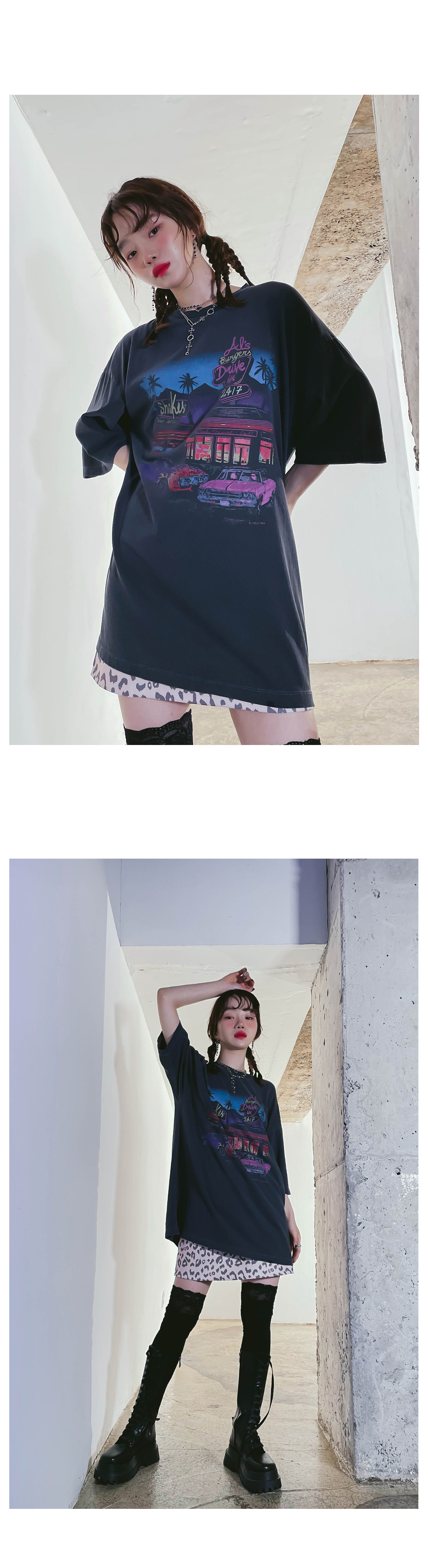 Pigmented Ket T-shirt