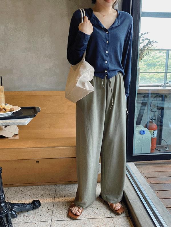 nature yuri fit summer cardigan
