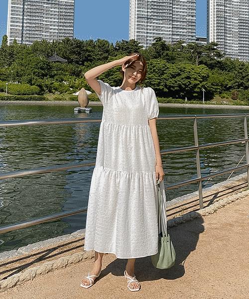 Blind Dress - 2color