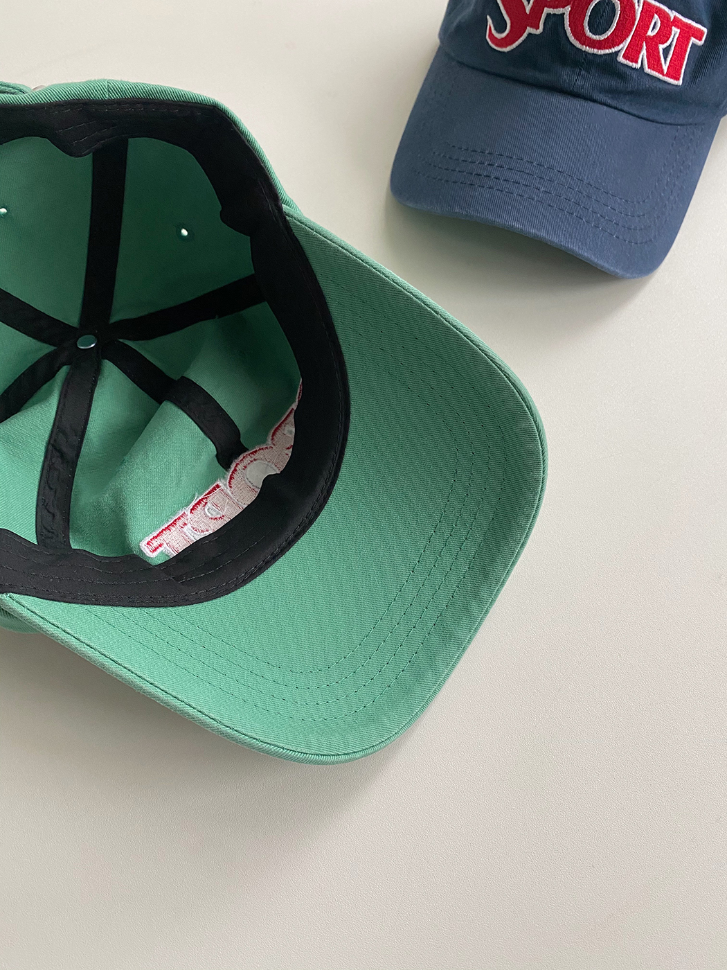 'SPORT' embroidered ball cap