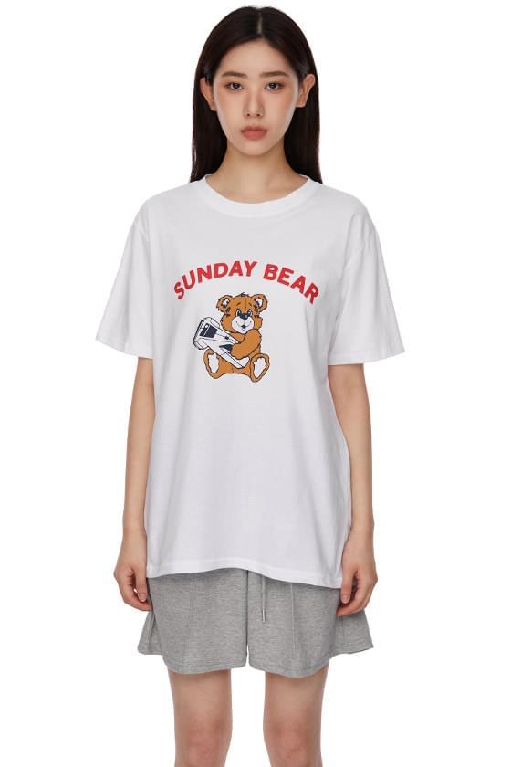 Sunday Bear T-shirt