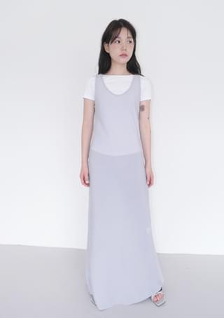 formal sleeveless maxi dress