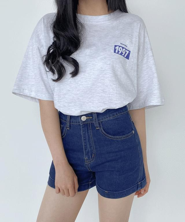 55-99 Youth Overfit Cotton T-shirt