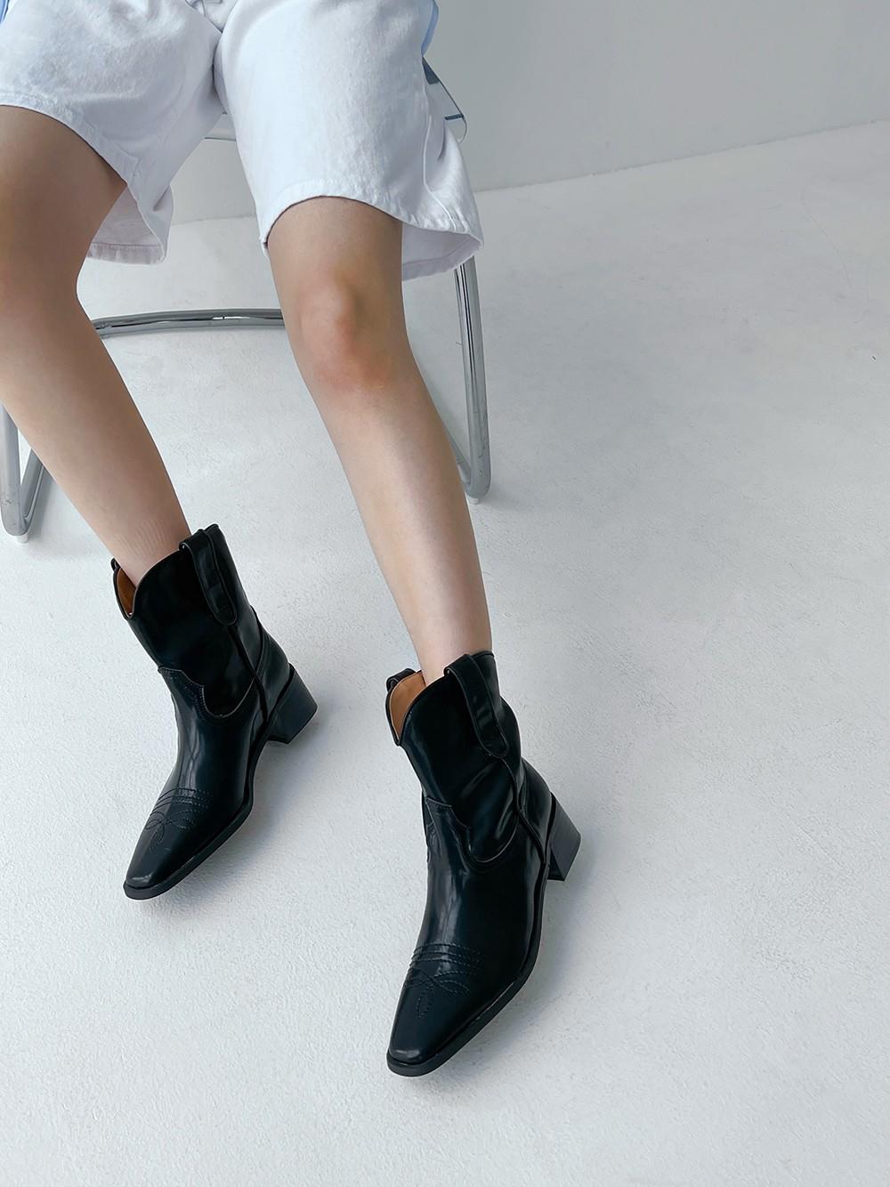 heath western boots