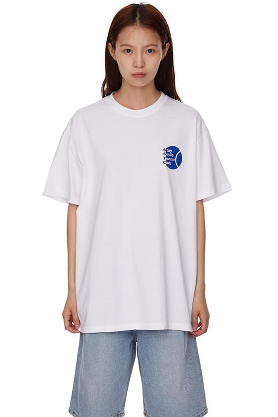 tennis club short sleeve t-shirt