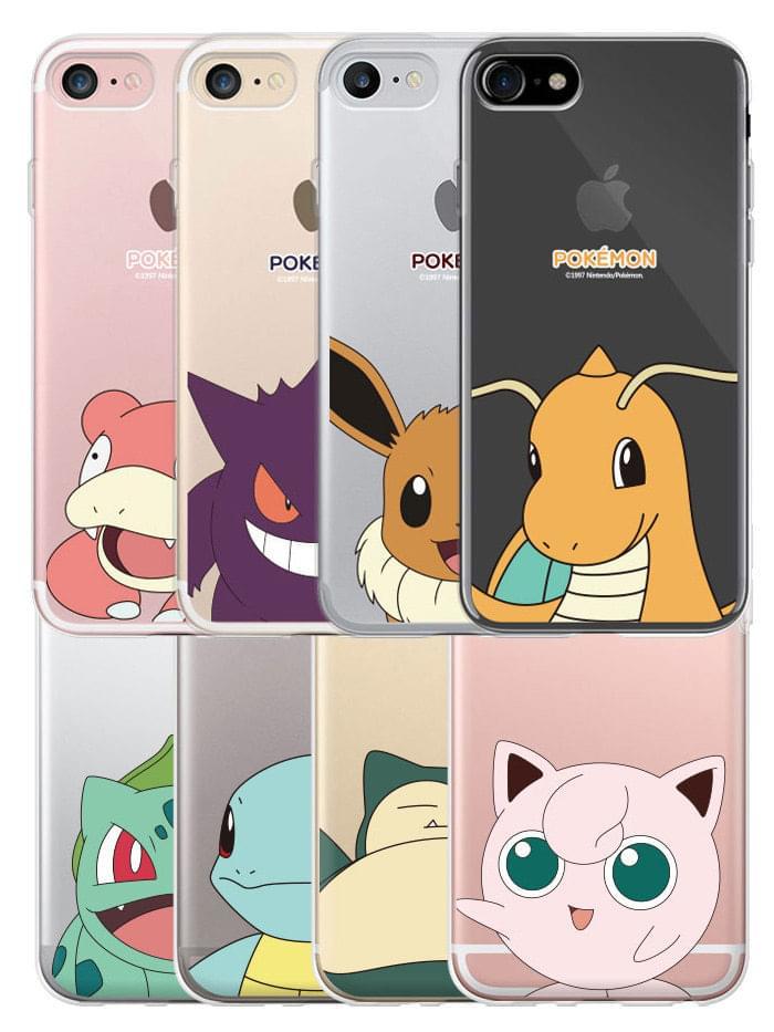 Pokemon Cutie Clear Case