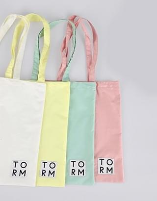 color cotton eco bag