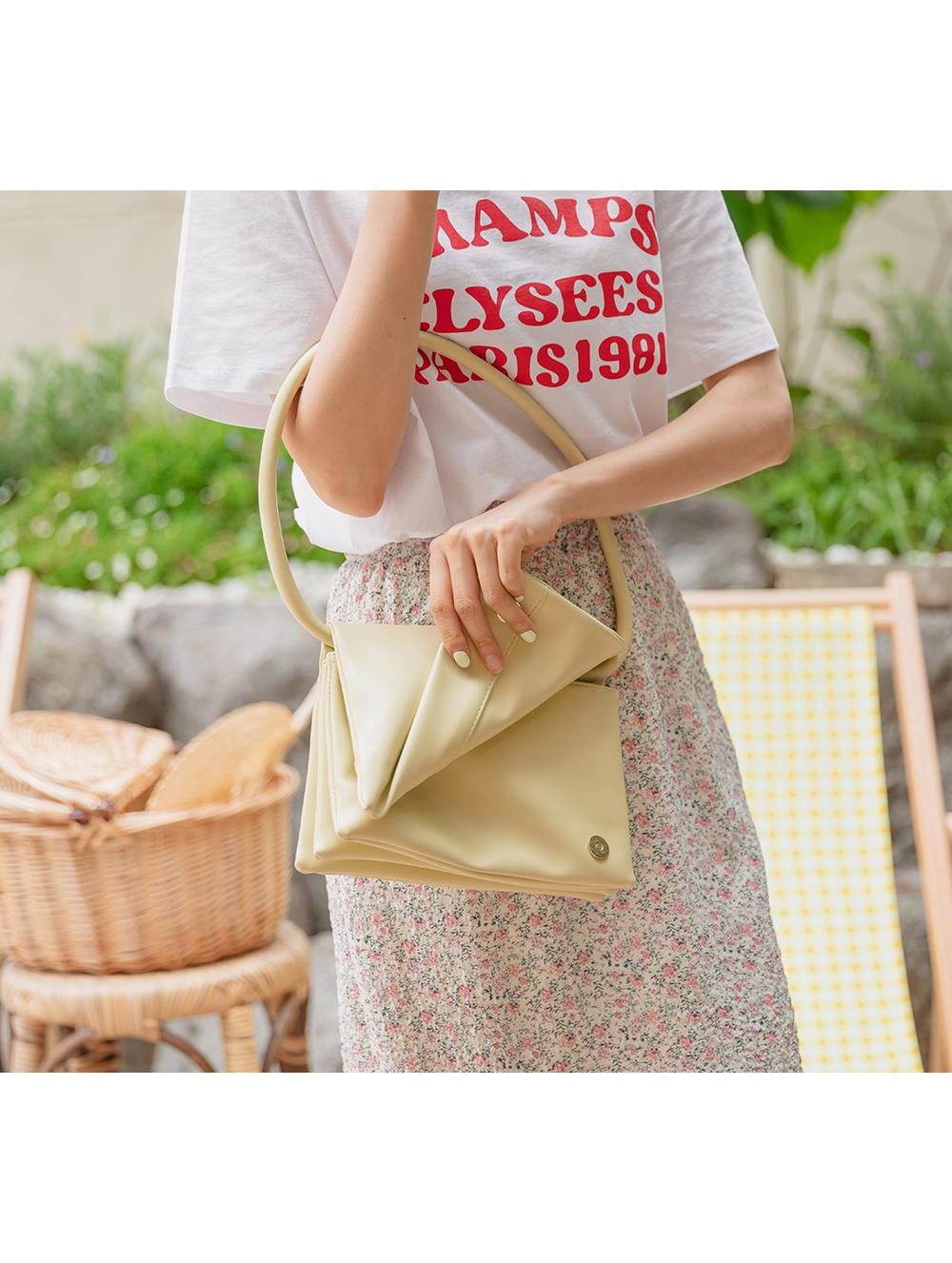 Florence Square Shoulder Bag