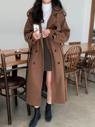 Rose Daily Coat Open Special
