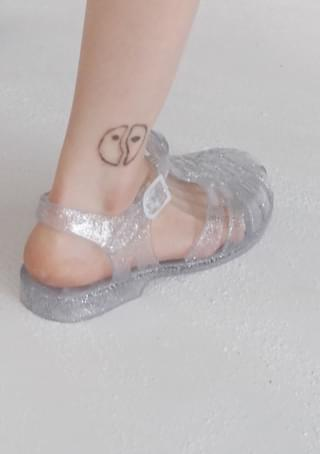 jelly gladiator shoes