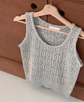 Duckle Skirt Knitwear Sleeveless