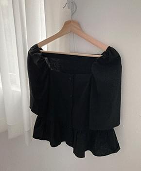 Devot linen blouse