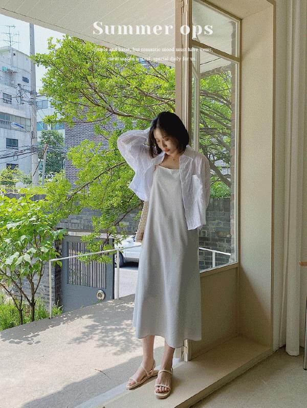 sophie sleeveless Dress