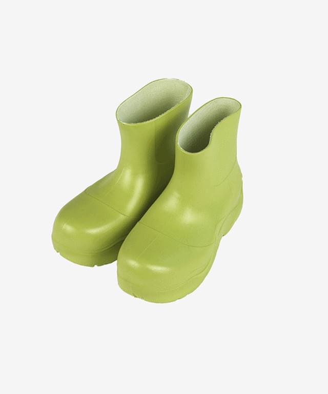 Sheer Rin Short Rain Boots