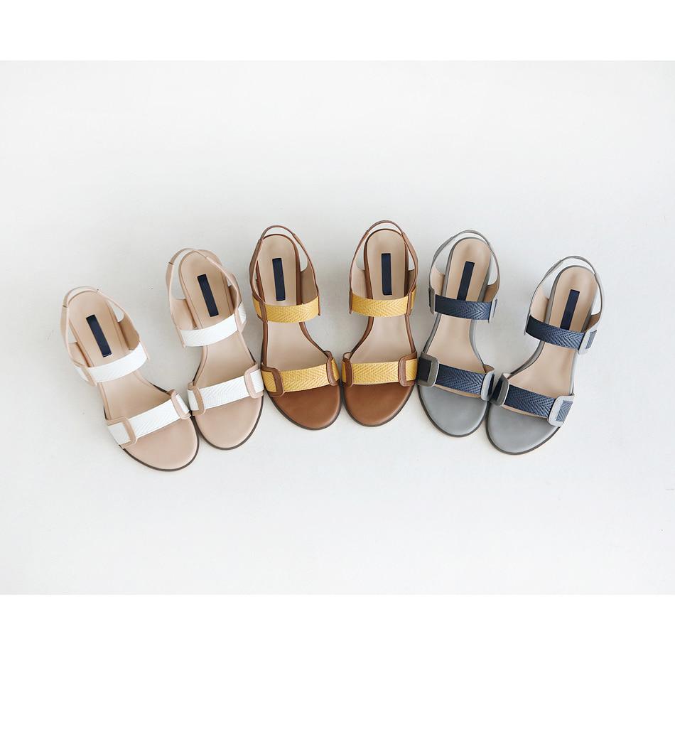 Leita slingback sandals 6 cm