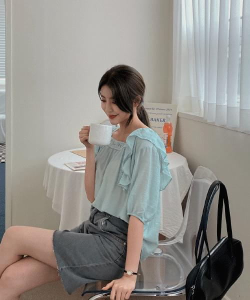 Wady Blouse - 3color