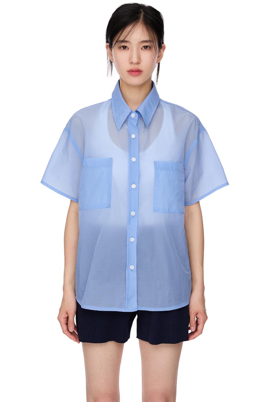 Casper nylon shirt