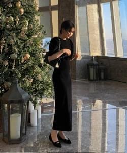 Blanche dress (velvet)
