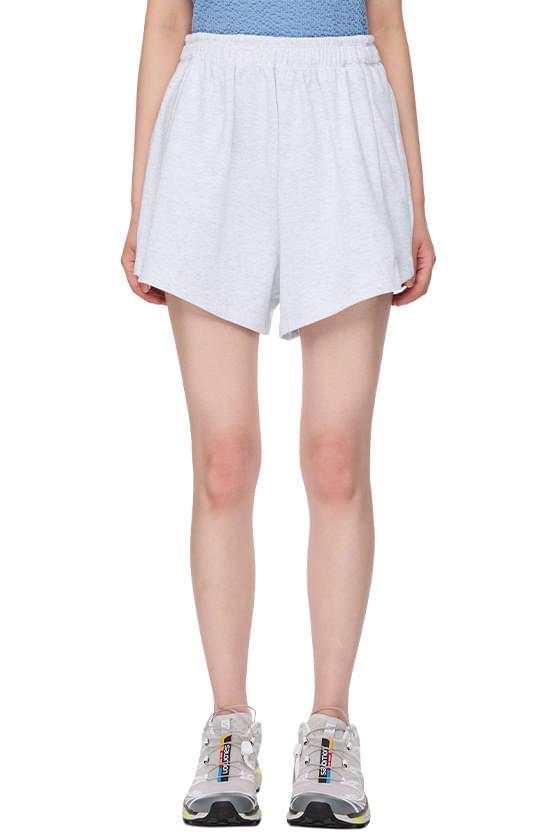 slit training shorts