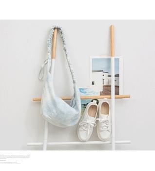 Shirring Cloudy Eco Bag #86591