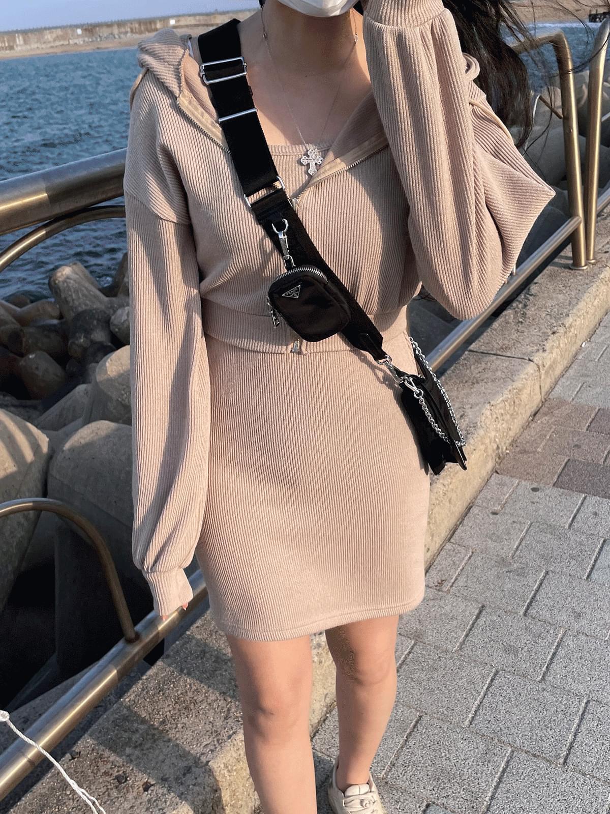 IKEA mini hooded Dress set 套裝