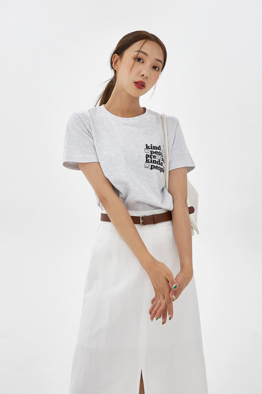 Smile cotton T-Shirt