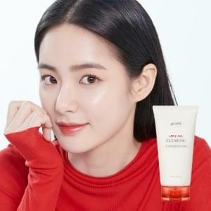 Goodal Apple Aha Smooth Cleansing Foam 150ml #Skincare