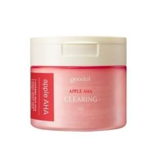 Goodal Apple Aha Smooth Pad 160ml #Skincare