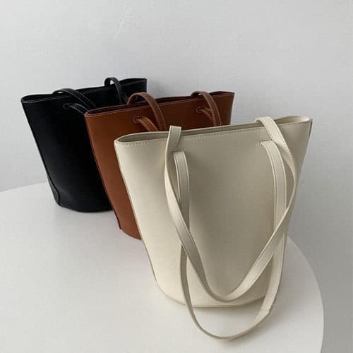 Vignette Cylindrical Bucket Bag