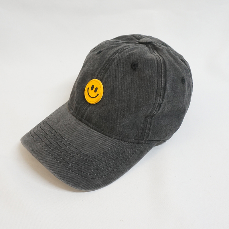 Faded Smile Hat