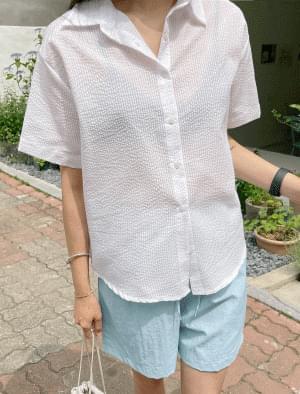 Karin Daily Unbalanced Shirt
