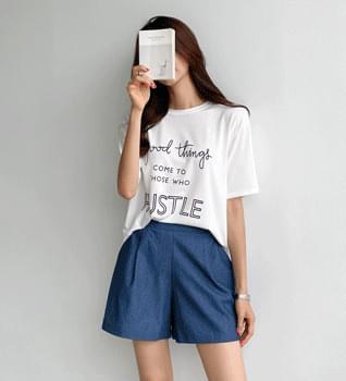 Hustle Daily Short Sleeve T-shirt #109110