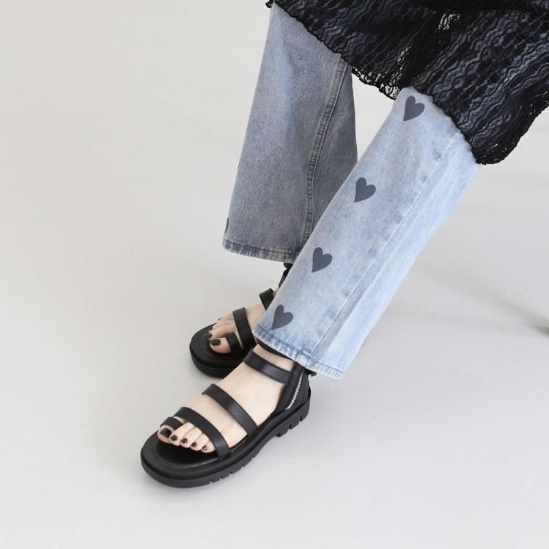 tonic gladiator sandals