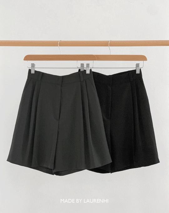 Sense Summer Half Slacks Pants - 2 color