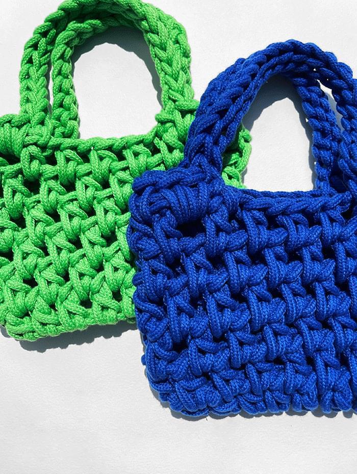 Beat Handmade Knitwear Bag