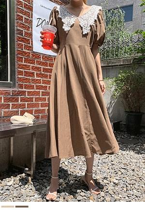 Flare Dress full of femininity