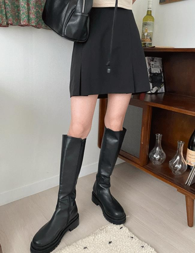 nine mini skirt