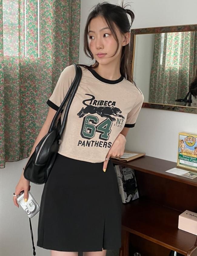 jaguar color t-shirt