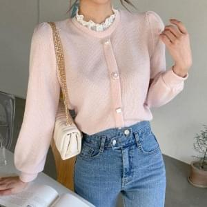 Spring has come, Necklace Jewel Blouse