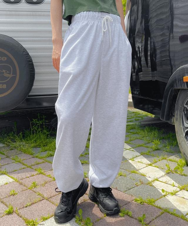 Billie Jean Training Banding Jogger Pants