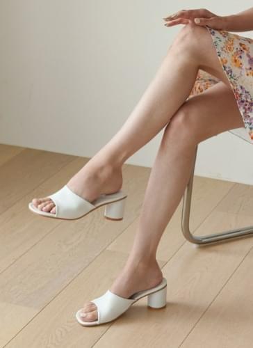 Sember middle heel mules sandals SDLTS2d190