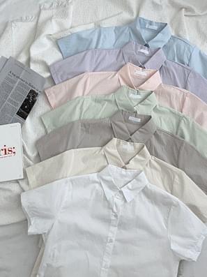 Free Cotton Daily Short Sleeve Shirt