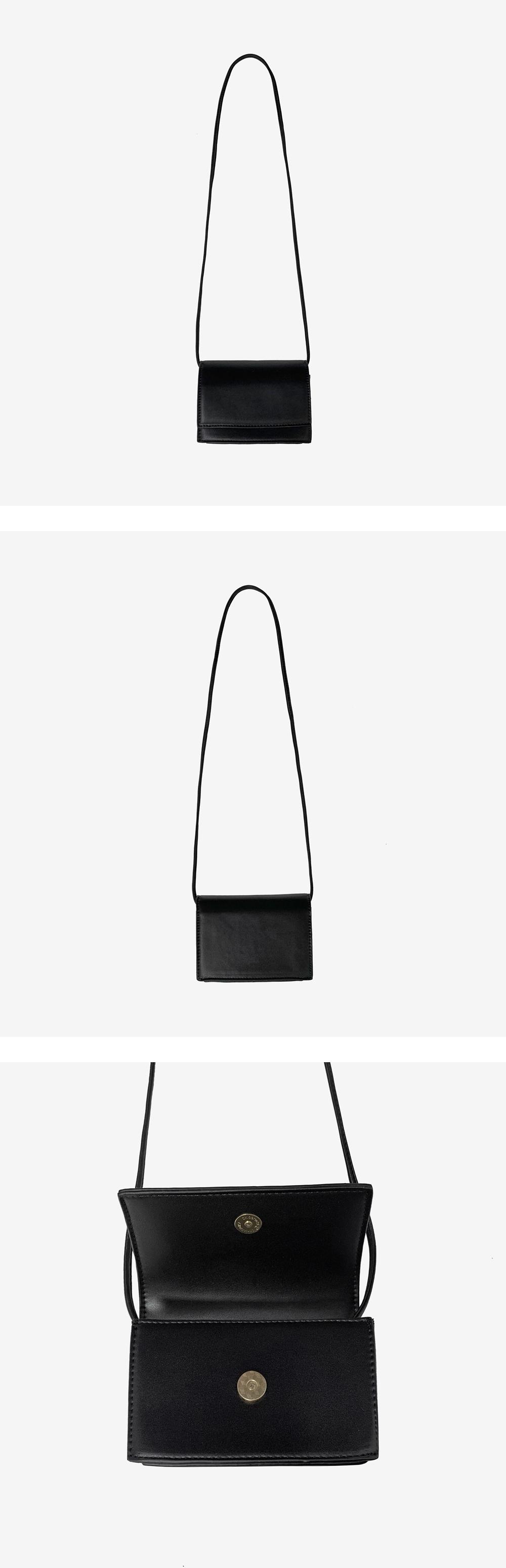 Melpin mini square crossbody bag