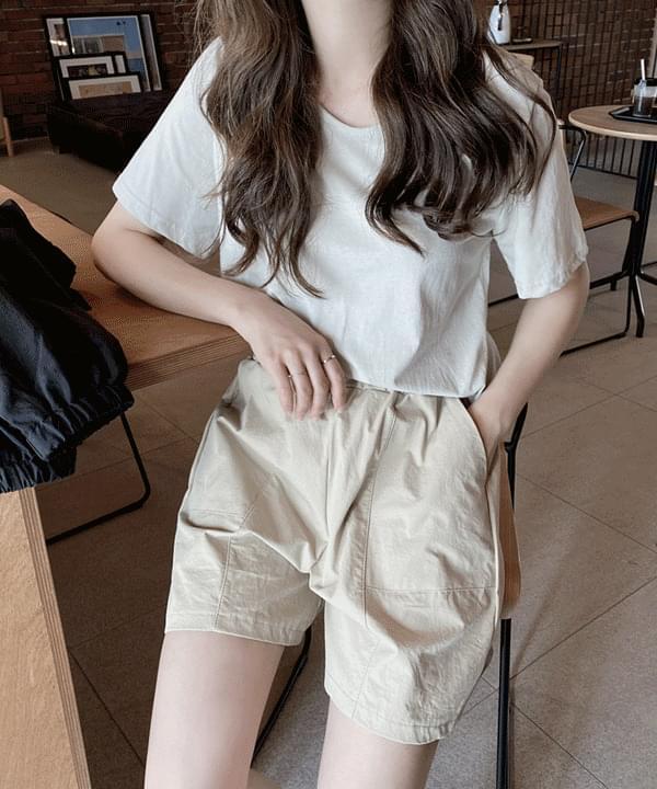 Course Basic Cotton T-shirt