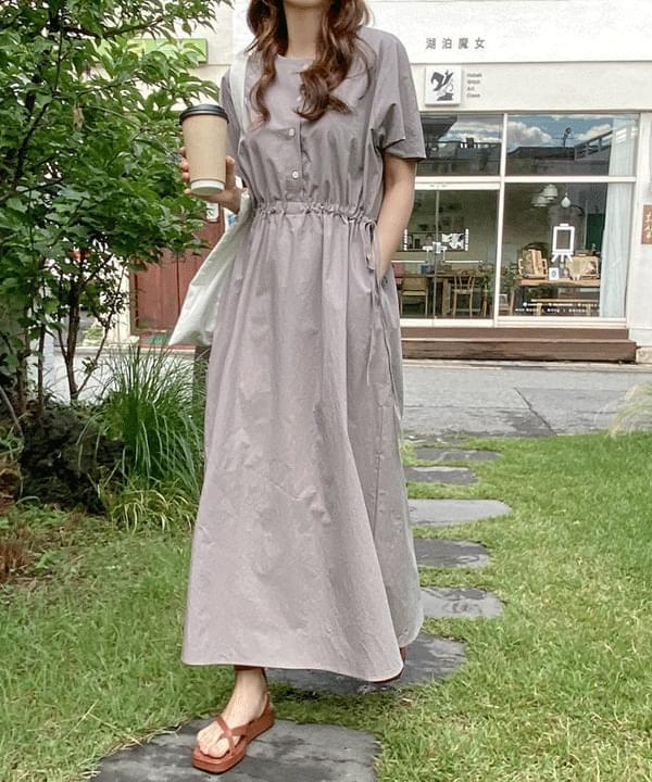 Marco String Long Dress