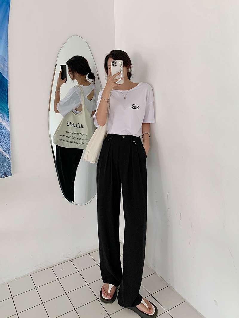 바지 모델 착용 이미지-S1L7
