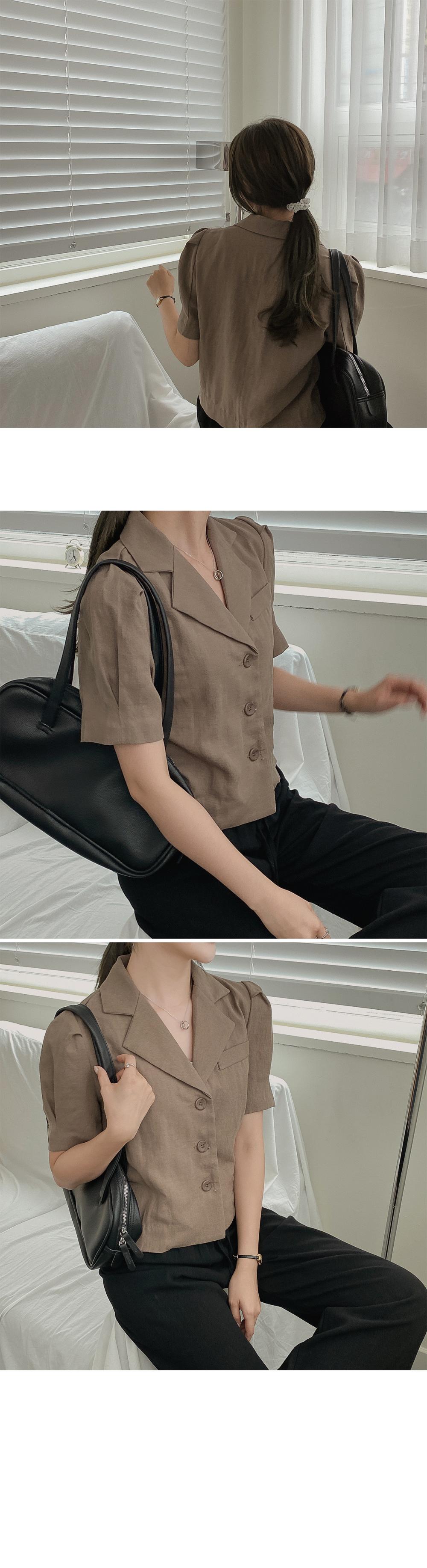 Nile Linen Jacket - Linen55